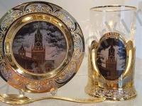 Набор Чайный Москва